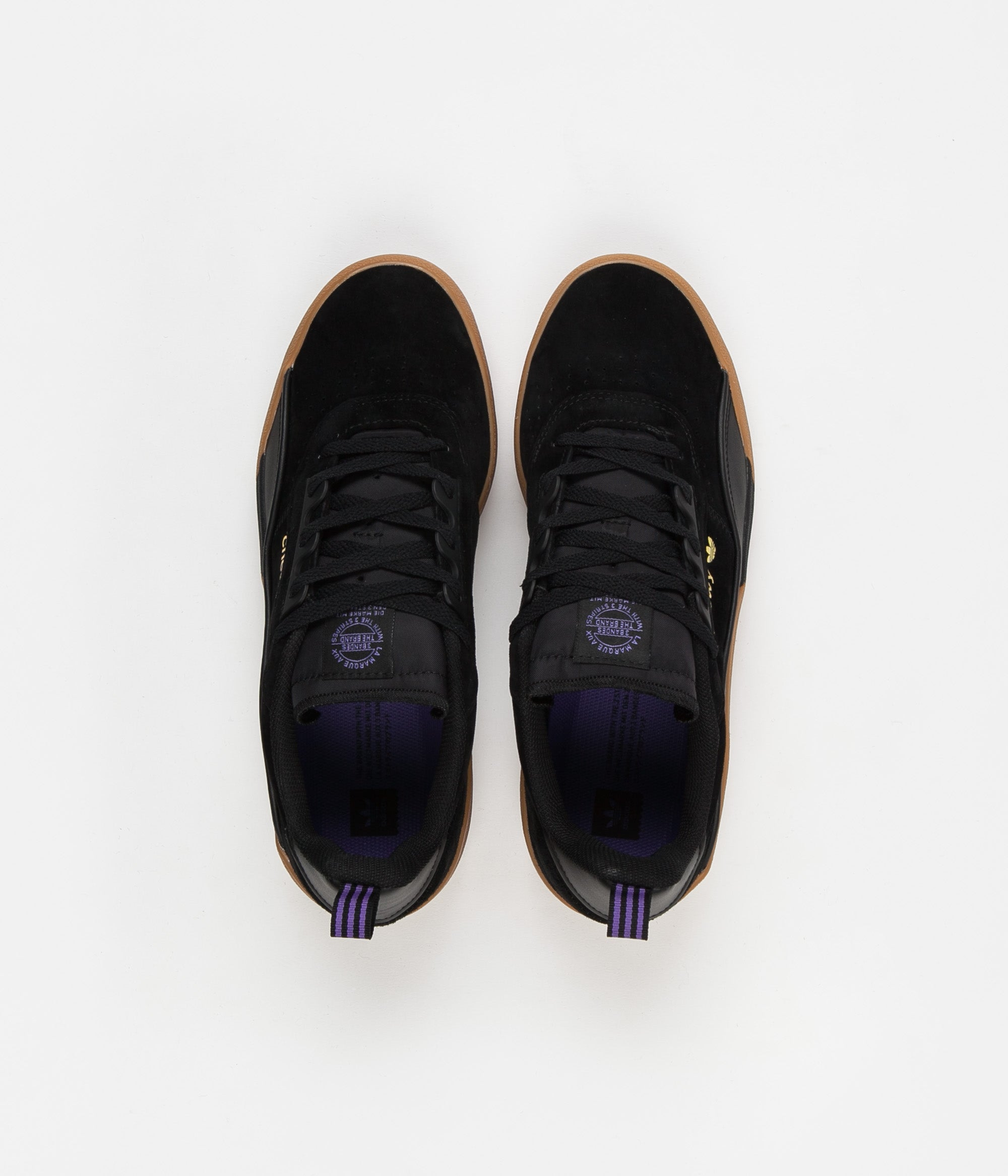 Adidas Liberty Cup 'Chewy' Shoes Core Black Gold