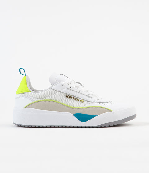 Adidas Liberty Cup Shoes - White / Chalk White / Hi-Res Yellow