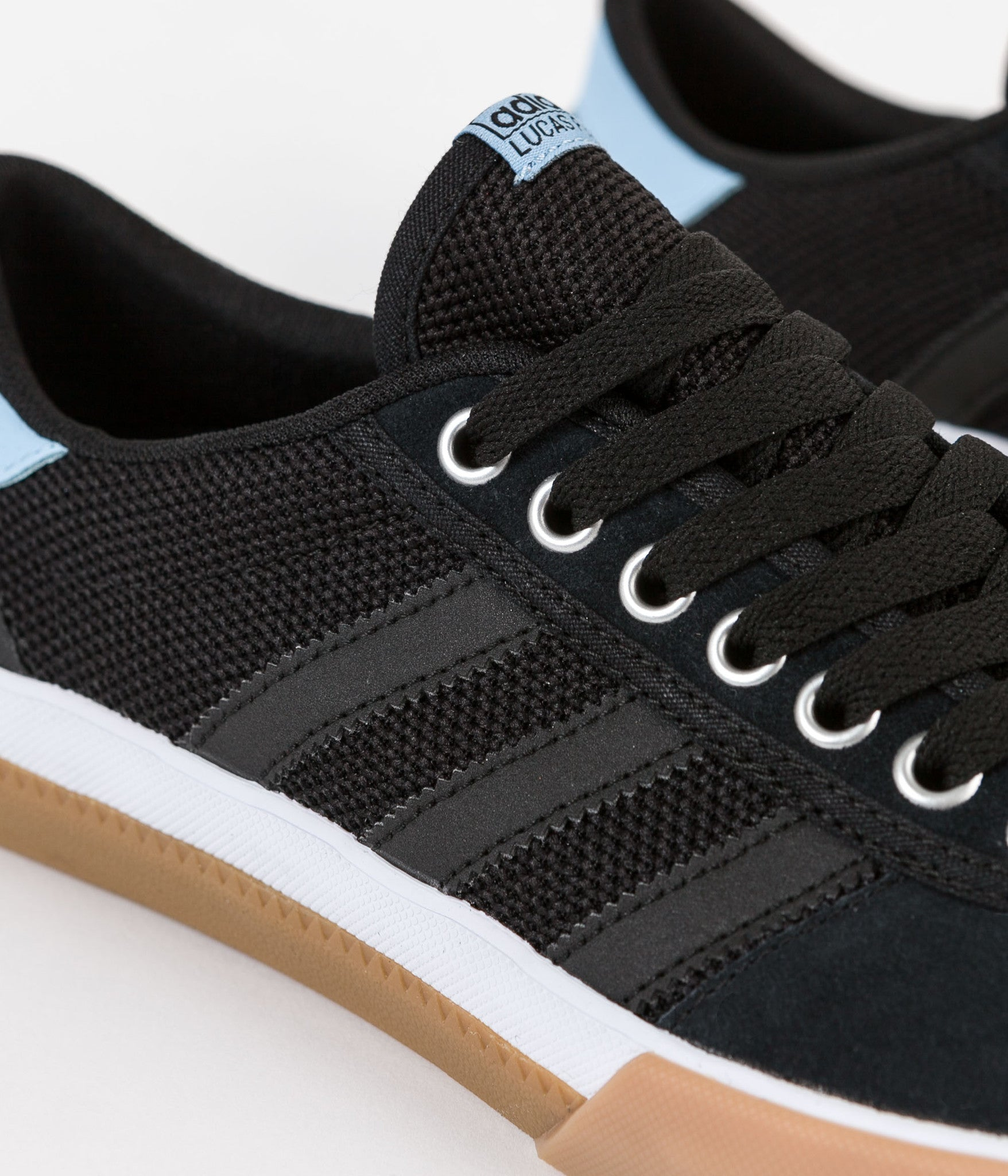 new style dc55f 2e784 ... Adidas Lucas Premiere Adv Shoes - Core Black   Black   Gum ...