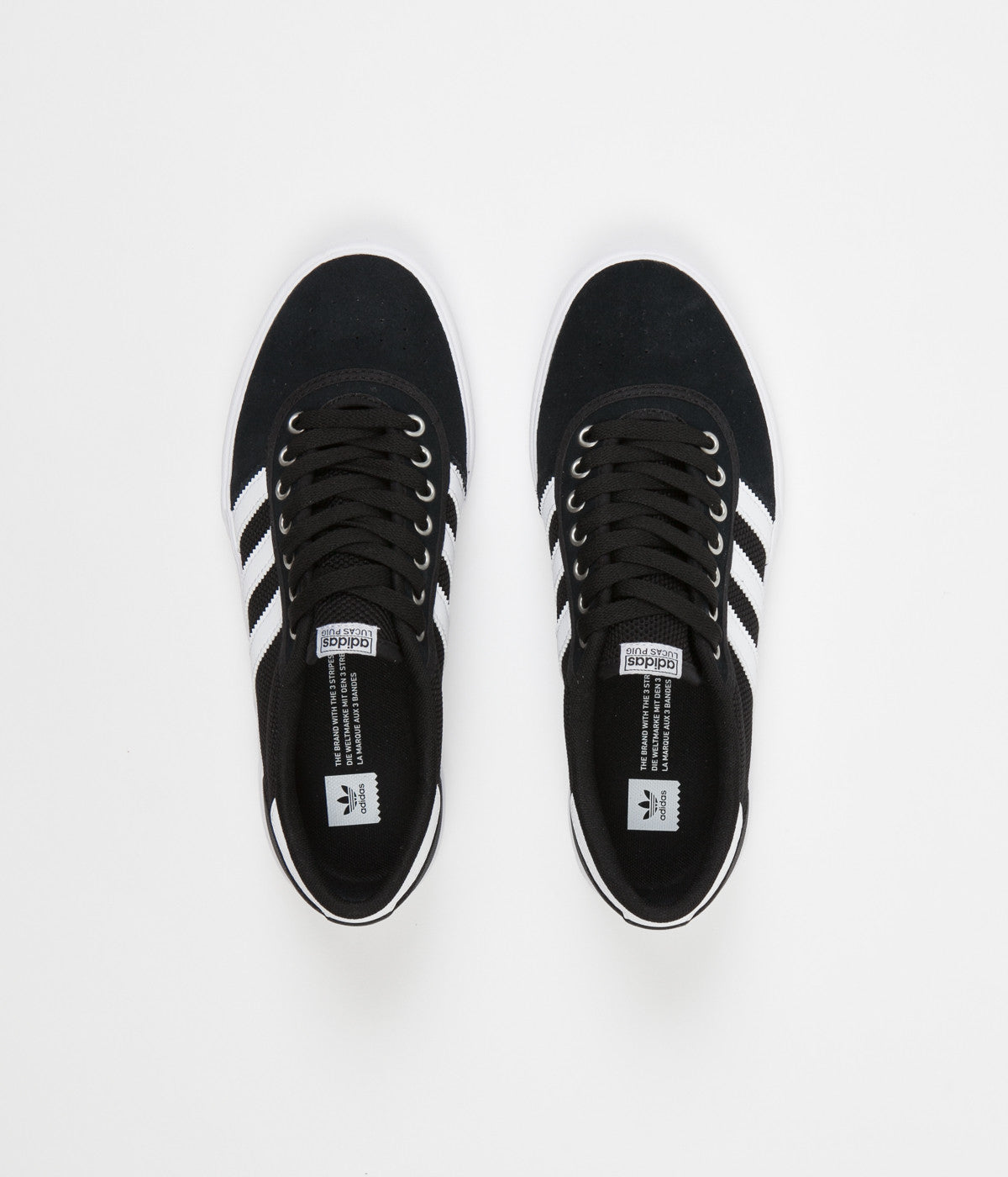Adidas Lucas Premiere ADV Shoes - Core Black / White / White