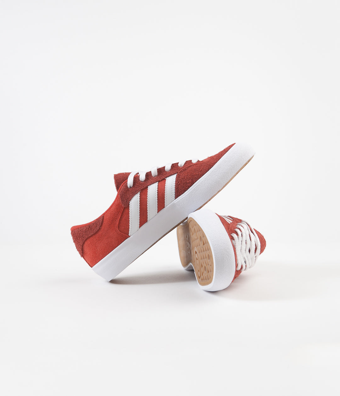 Adidas Matchbreak Super Shoes - Brick / White / Gold Metallic