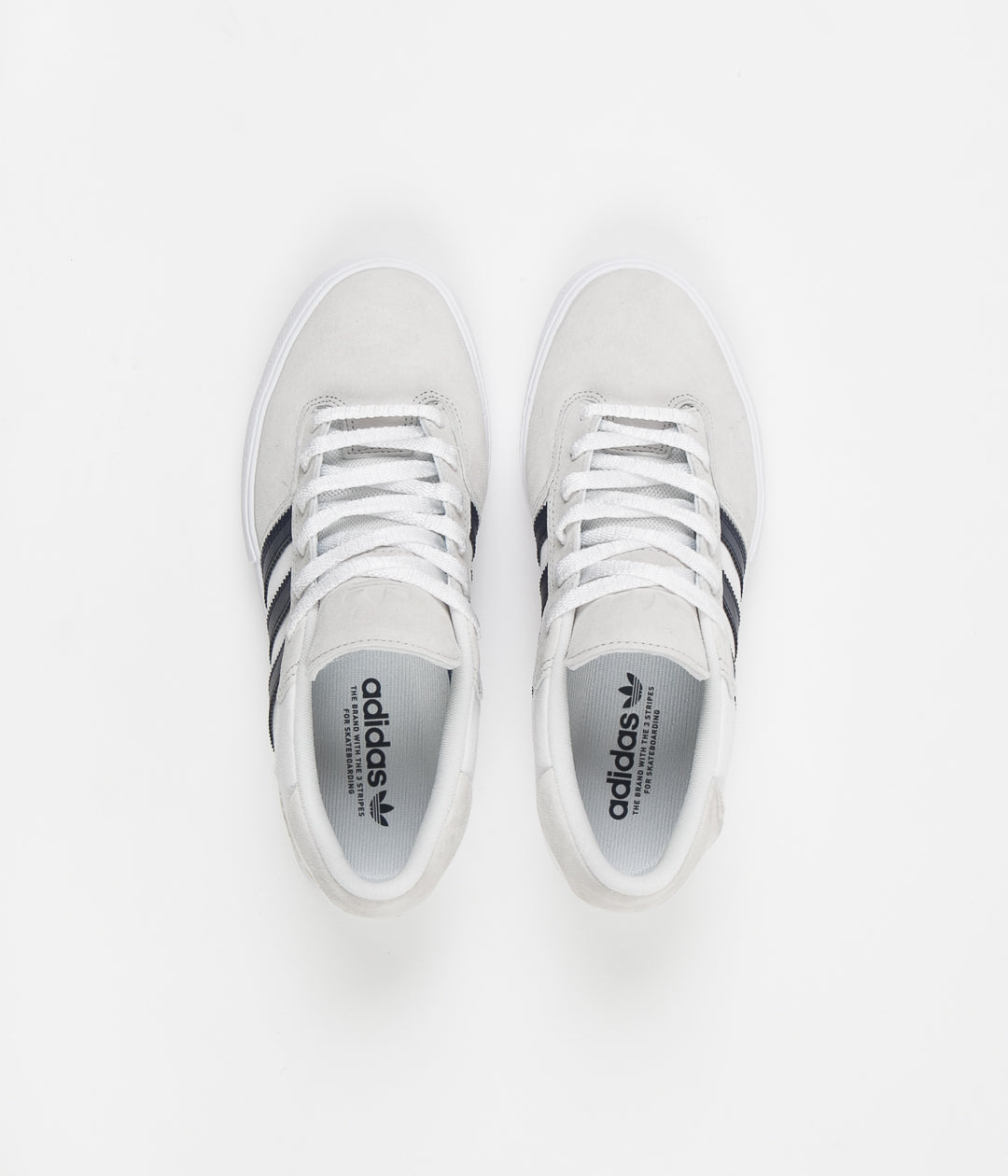 Adidas Matchbreak Super Shoes - Crystal White / Collegiate Navy / White
