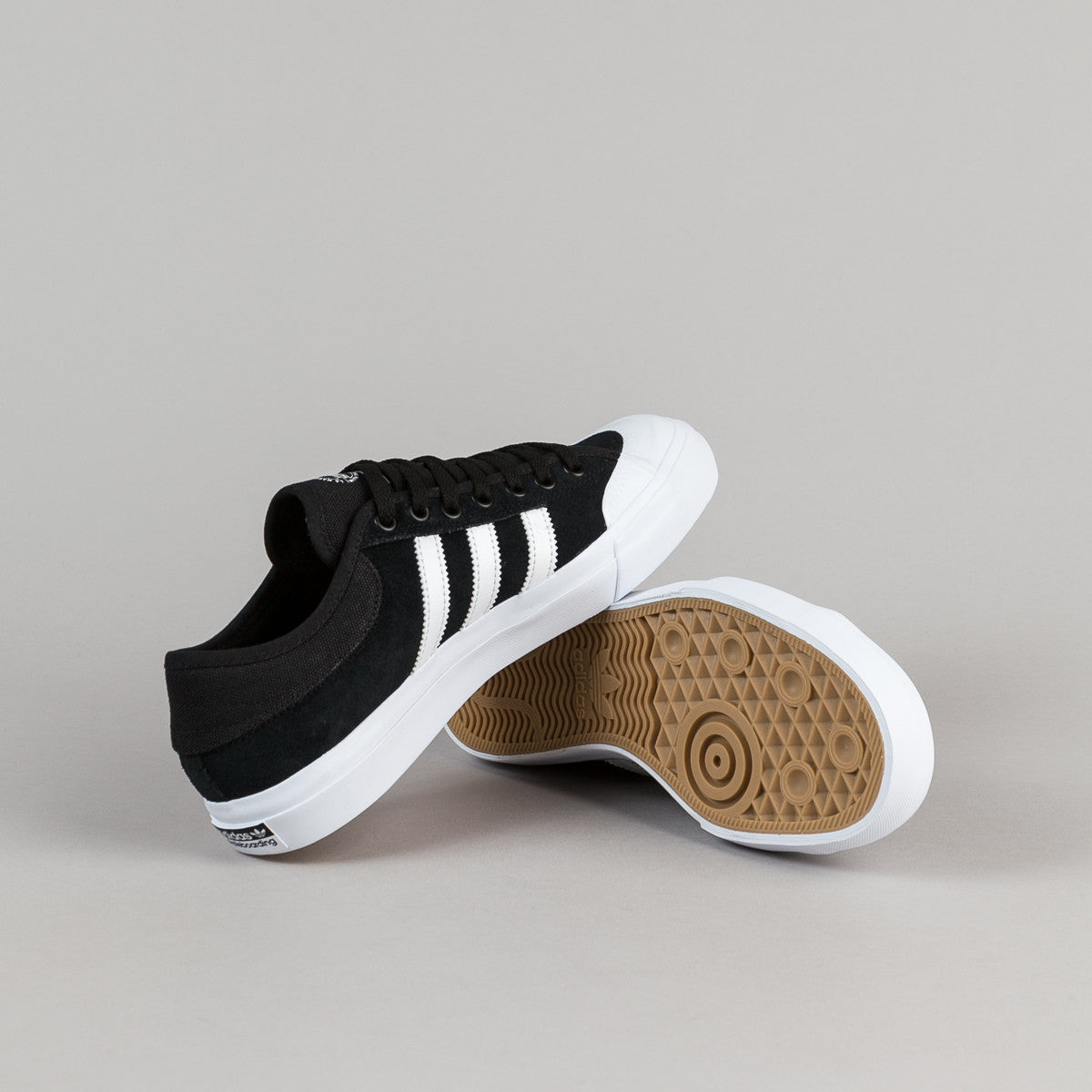 Adidas Matchcourt ADV Shoes - Core Black / White / White