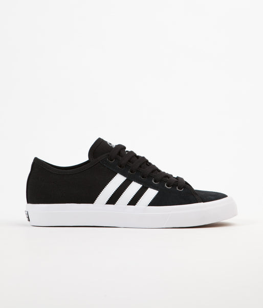 Adidas Matchcourt RX Shoes - Core Black / White / Core Black