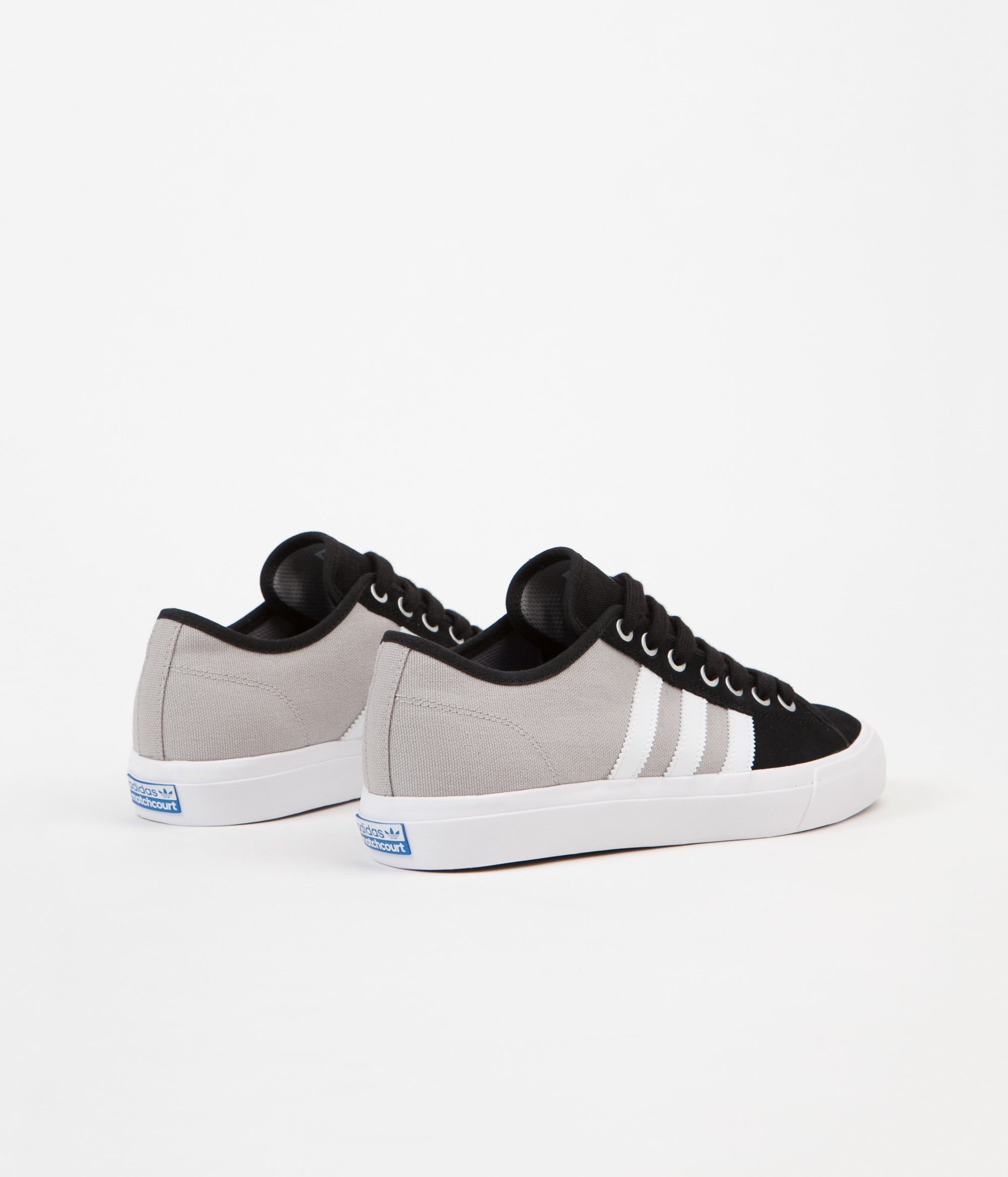 Adidas Matchcourt RX Shoes - Core Black   White   Customized  80d2b5119