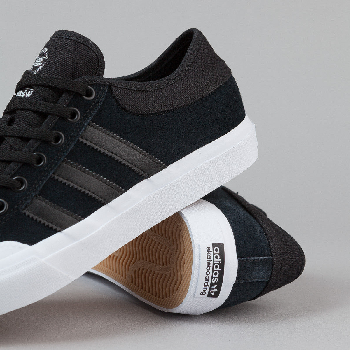 Adidas Matchcourt Shoes - Core Black / Core Black / FTW White