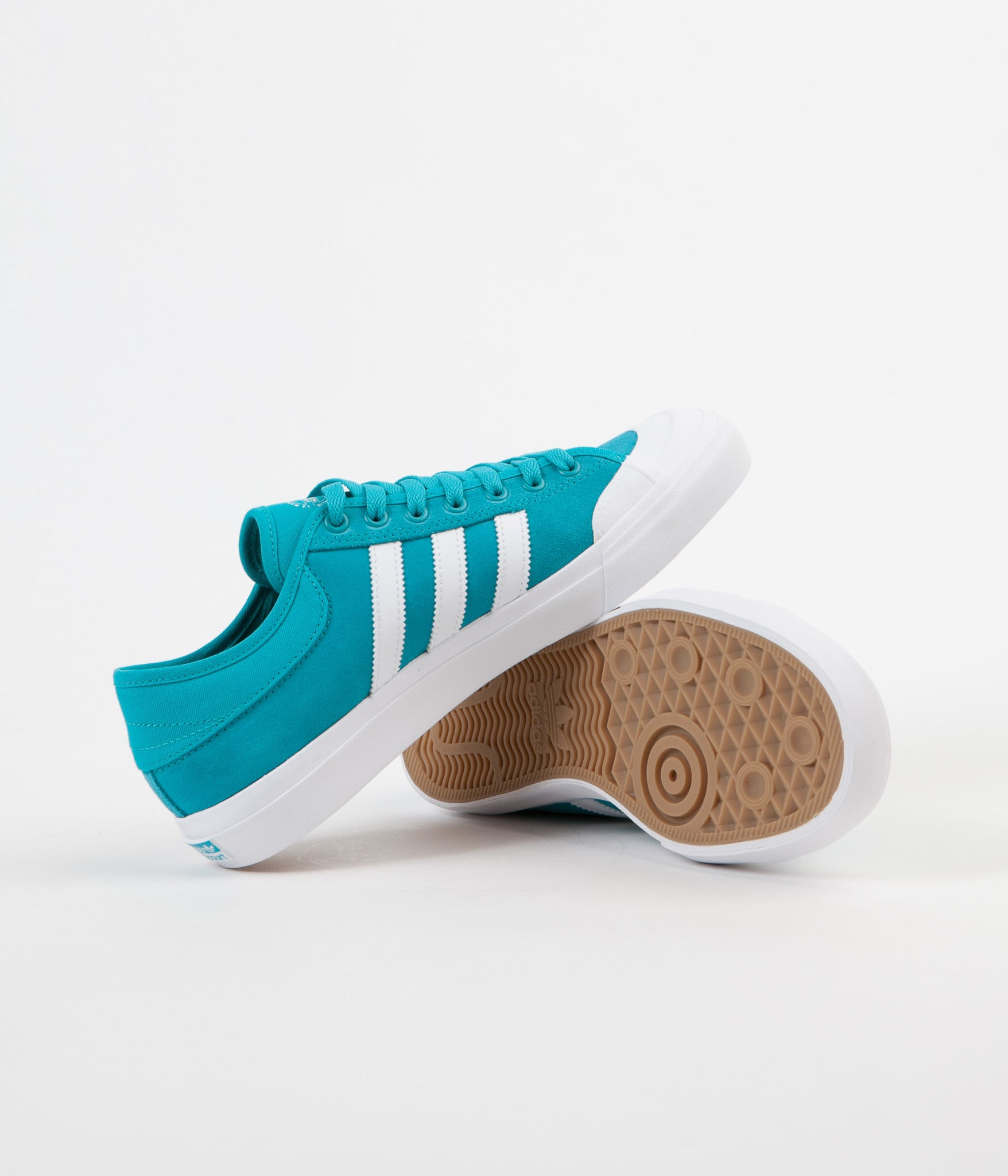 Adidas Matchcourt Shoes - Energy Blue / White / Gum4
