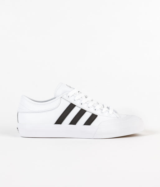 Adidas Matchcourt Adv Shoes - White / Core Black / Gum4