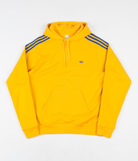 Adidas Mini Shmoo Hoodie - Gold / Collegiate Royal