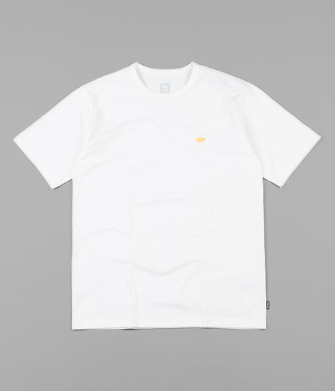 Adidas Mini Shmoo T-Shirt - White / Active Gold