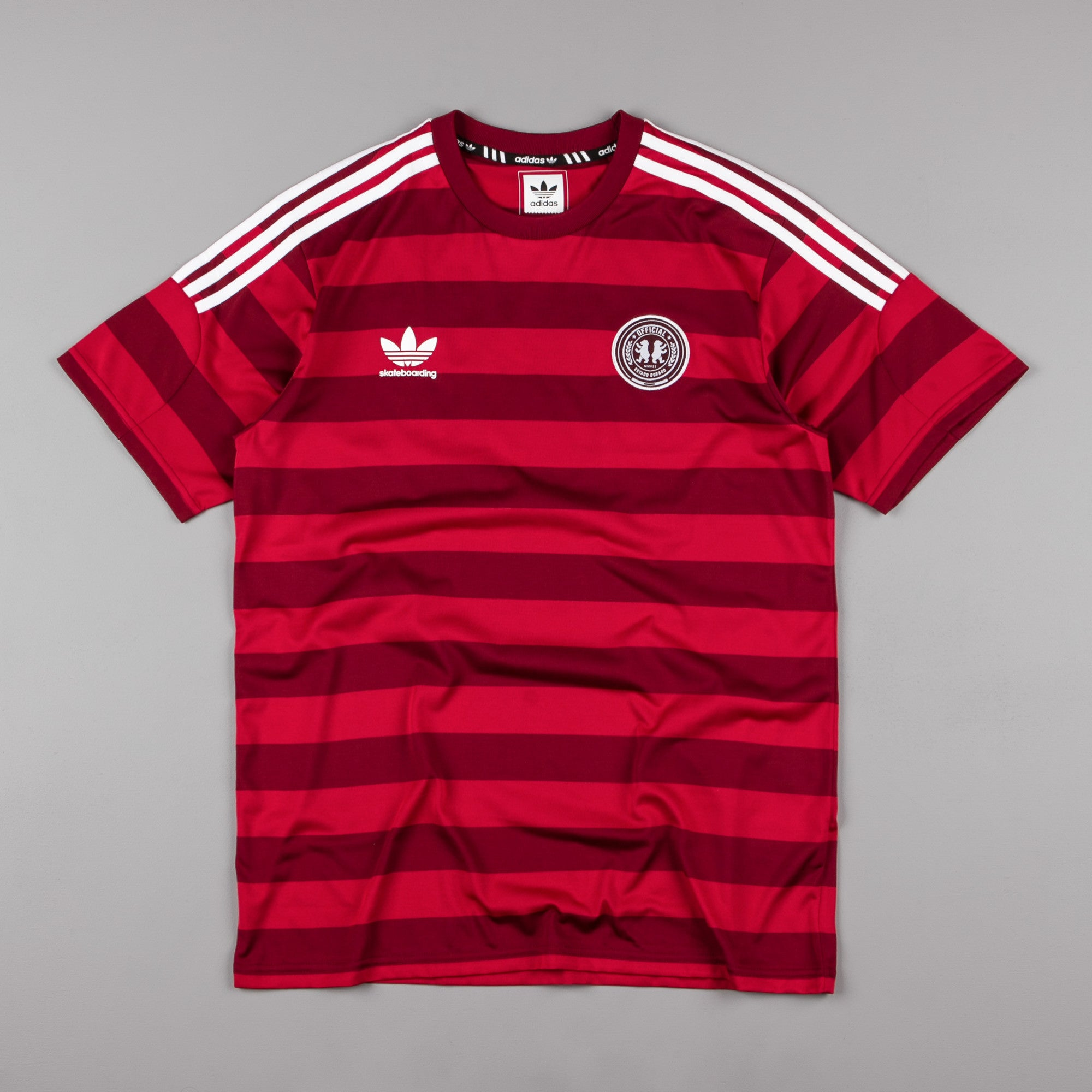 Adidas Official Jersey - Collegiate Burgundy