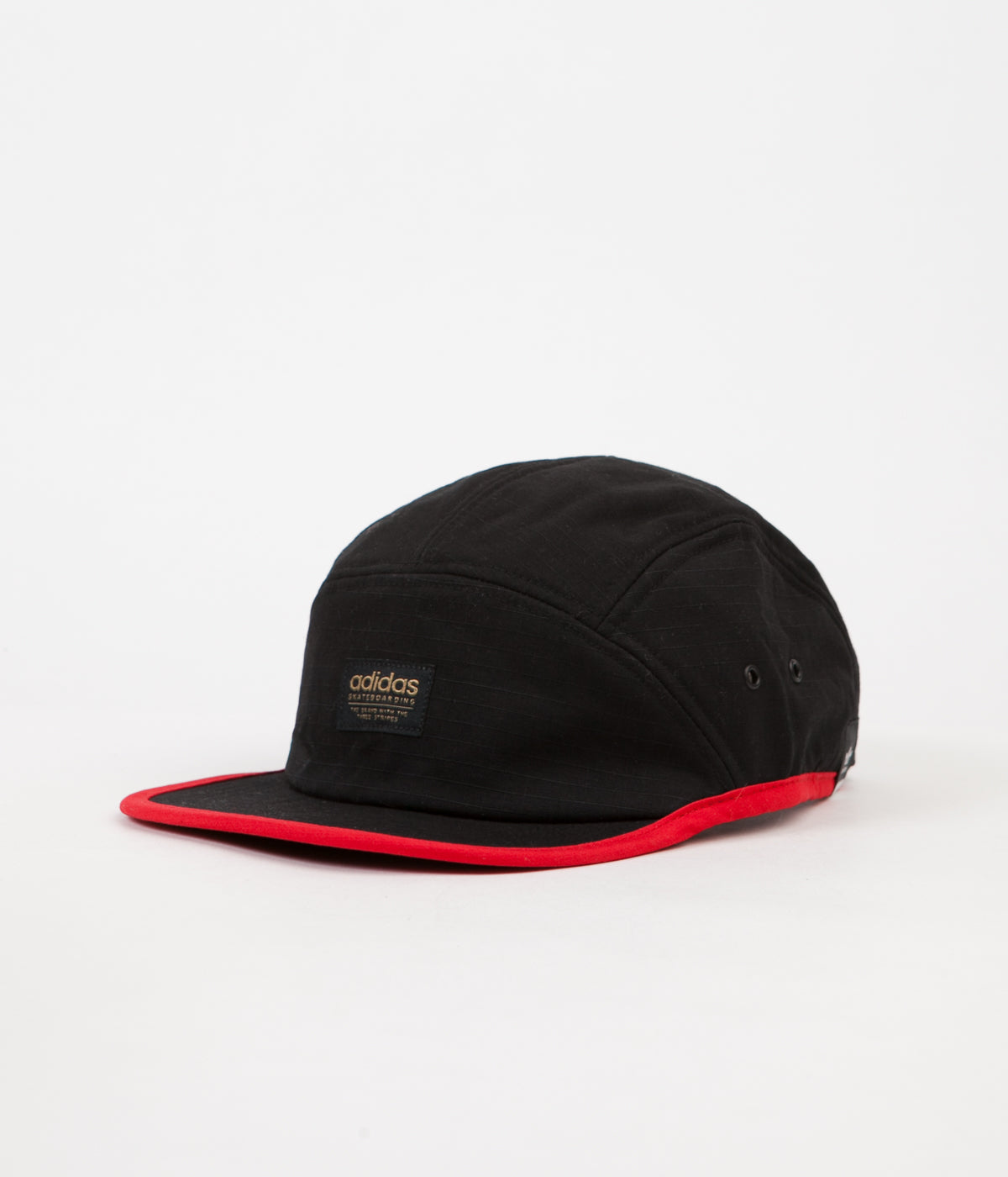 Adidas Polar 5 Panel Cap - Black