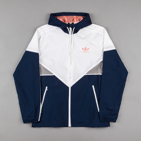 Buy Red White And Blue Adidas Jacket