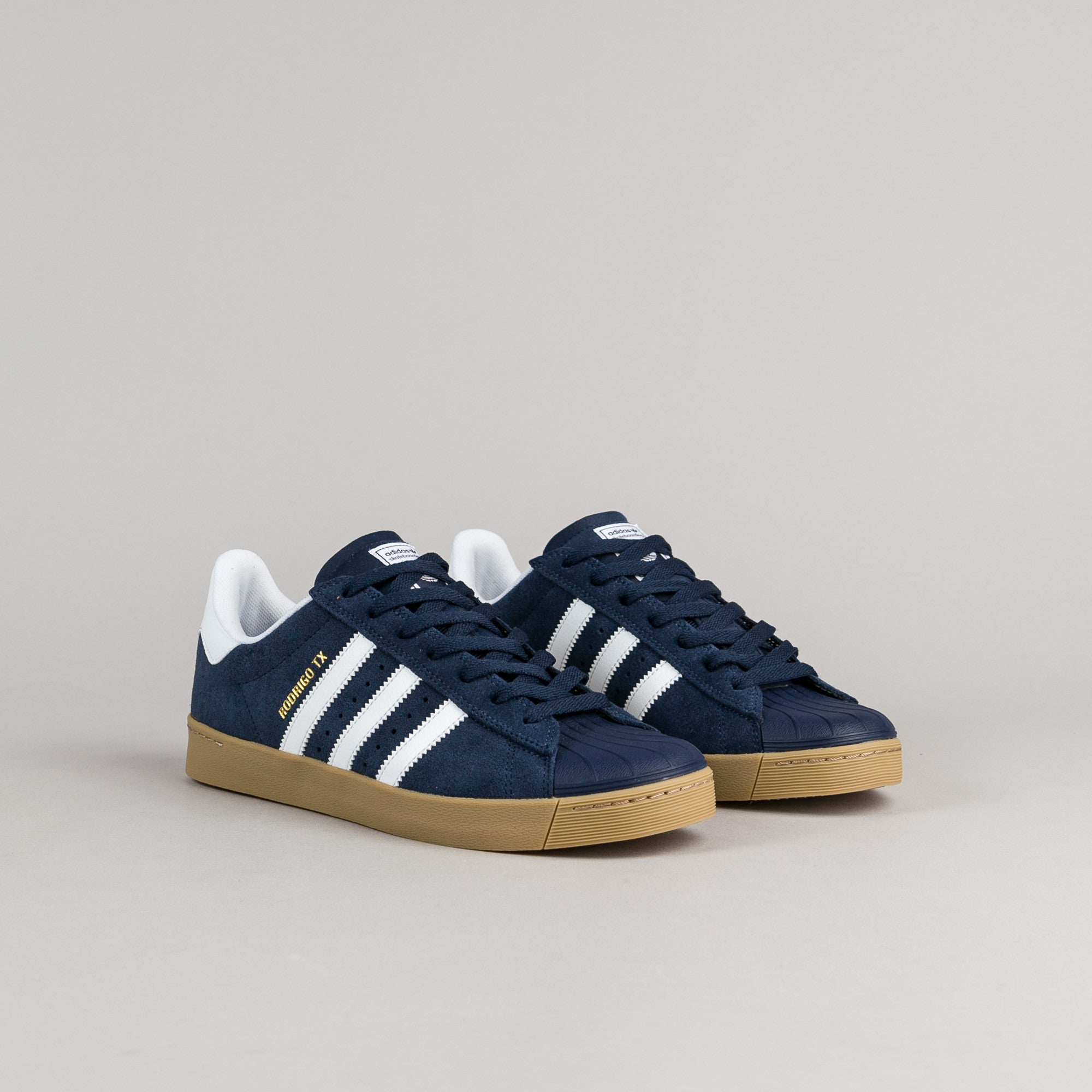 Underground Skate Shop Cheap Adidas Superstar Vulc ADV Navy / Gum