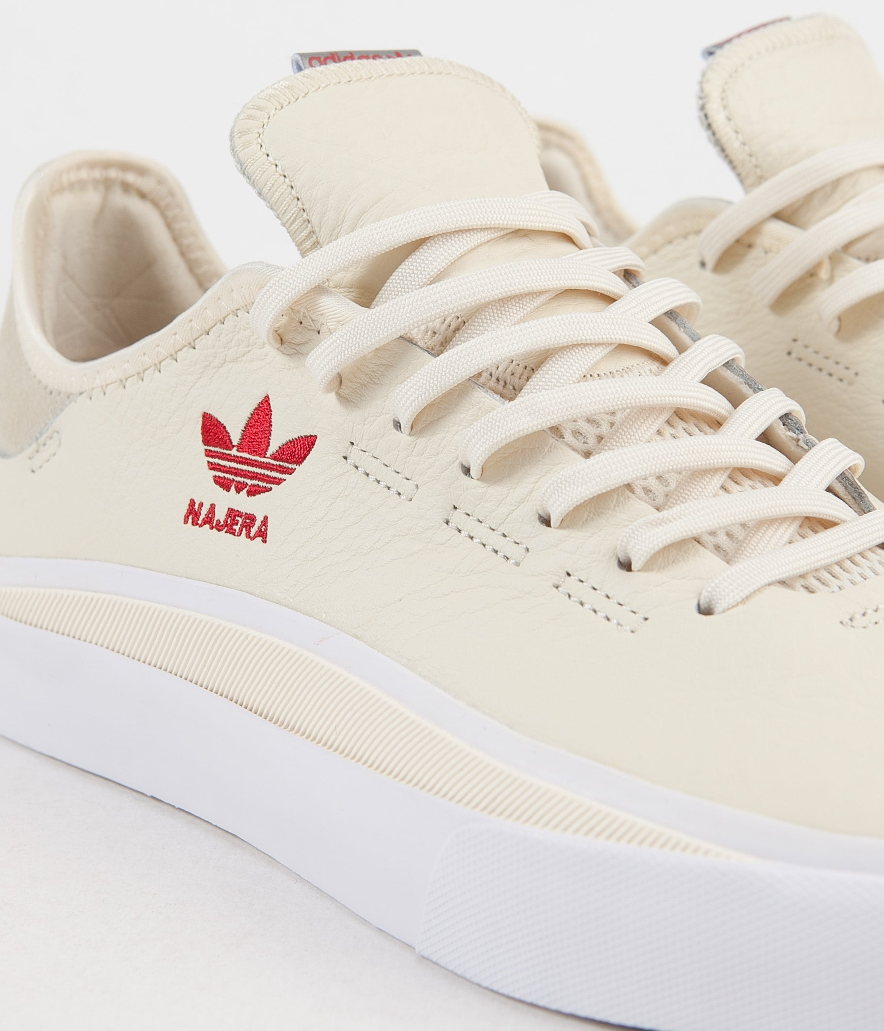 Adidas Sabalo 'Diego Najera' Shoes Cream White White