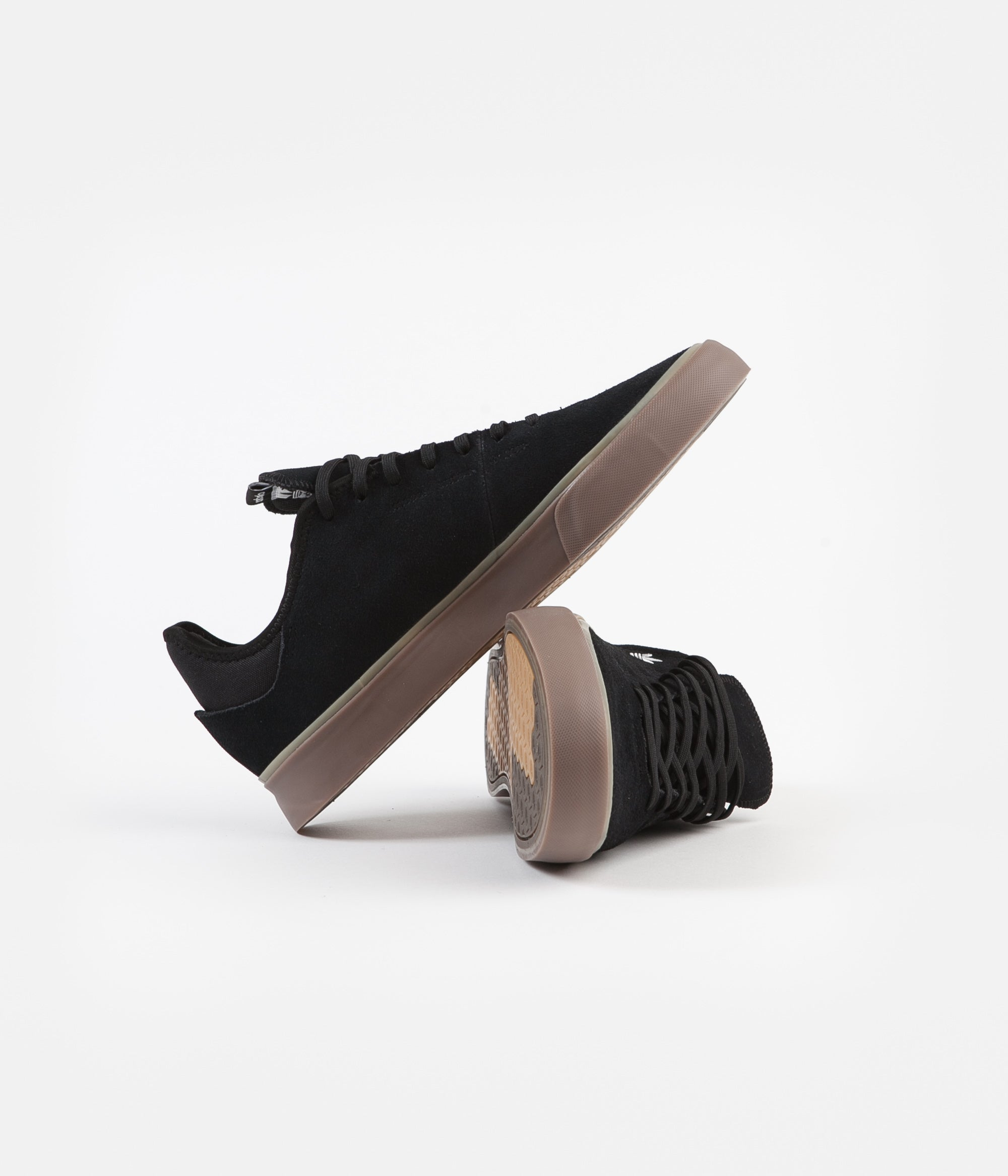 Adidas Sabalo Shoes - Core Black / White / Gum5