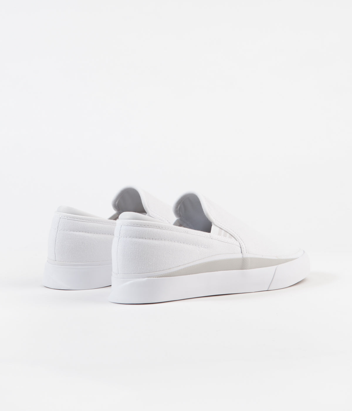 new concept 3c734 03a39 ... Adidas Sabalo Slip On Shoes - White   Grey One   Core Black ...