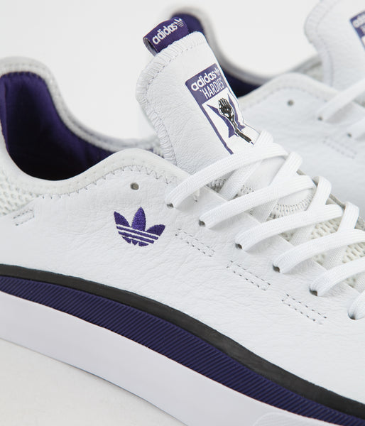 huge selection of d1621 03bc2 Adidas Sabalo x Hardies Shoes - White   Purple   Core Black   Flatspot