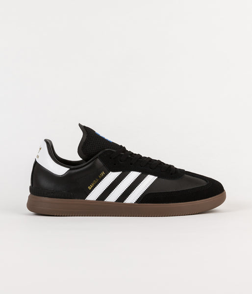Adidas Samba Adv Shoes - Core Black / White / Gum5