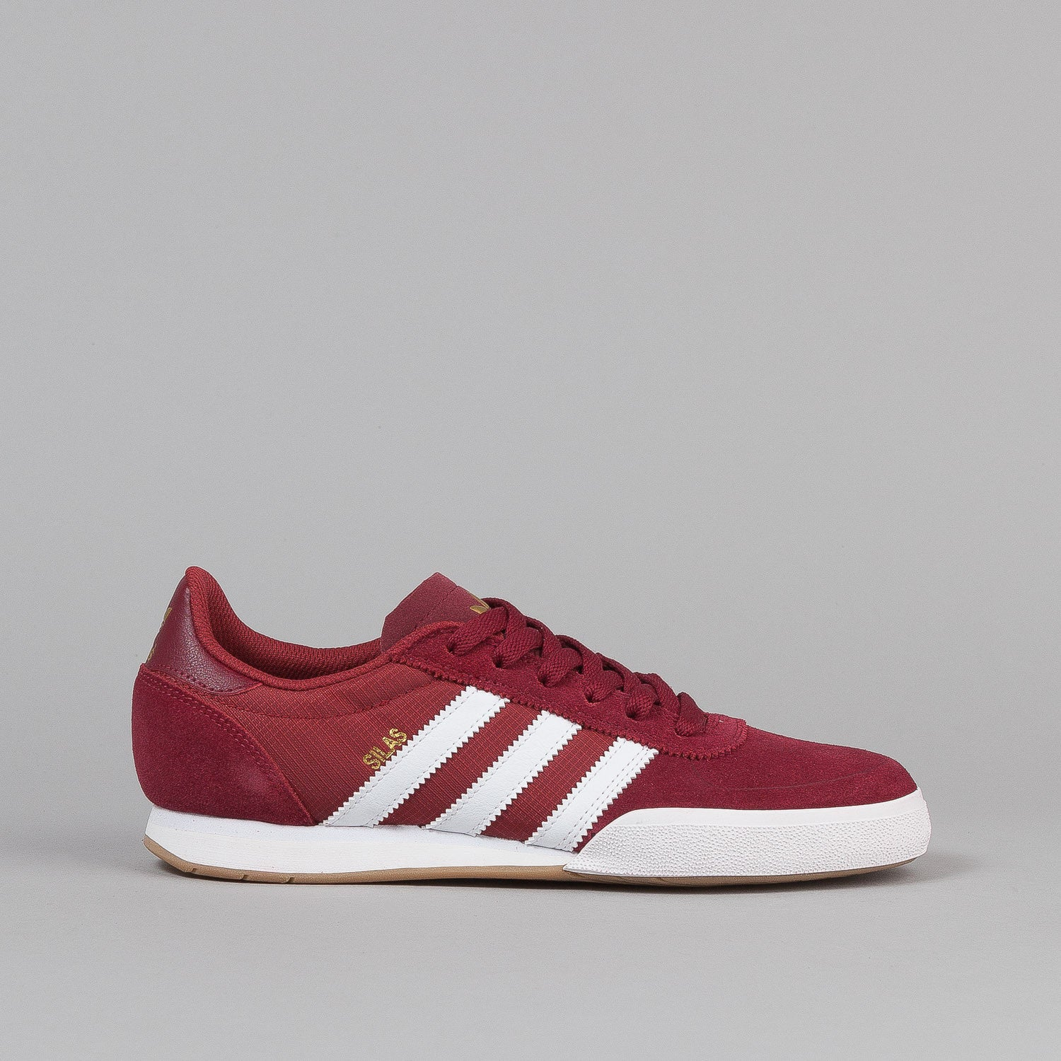 Adidas Silas SLR St Nomad Red / Running White / Metallic Gold