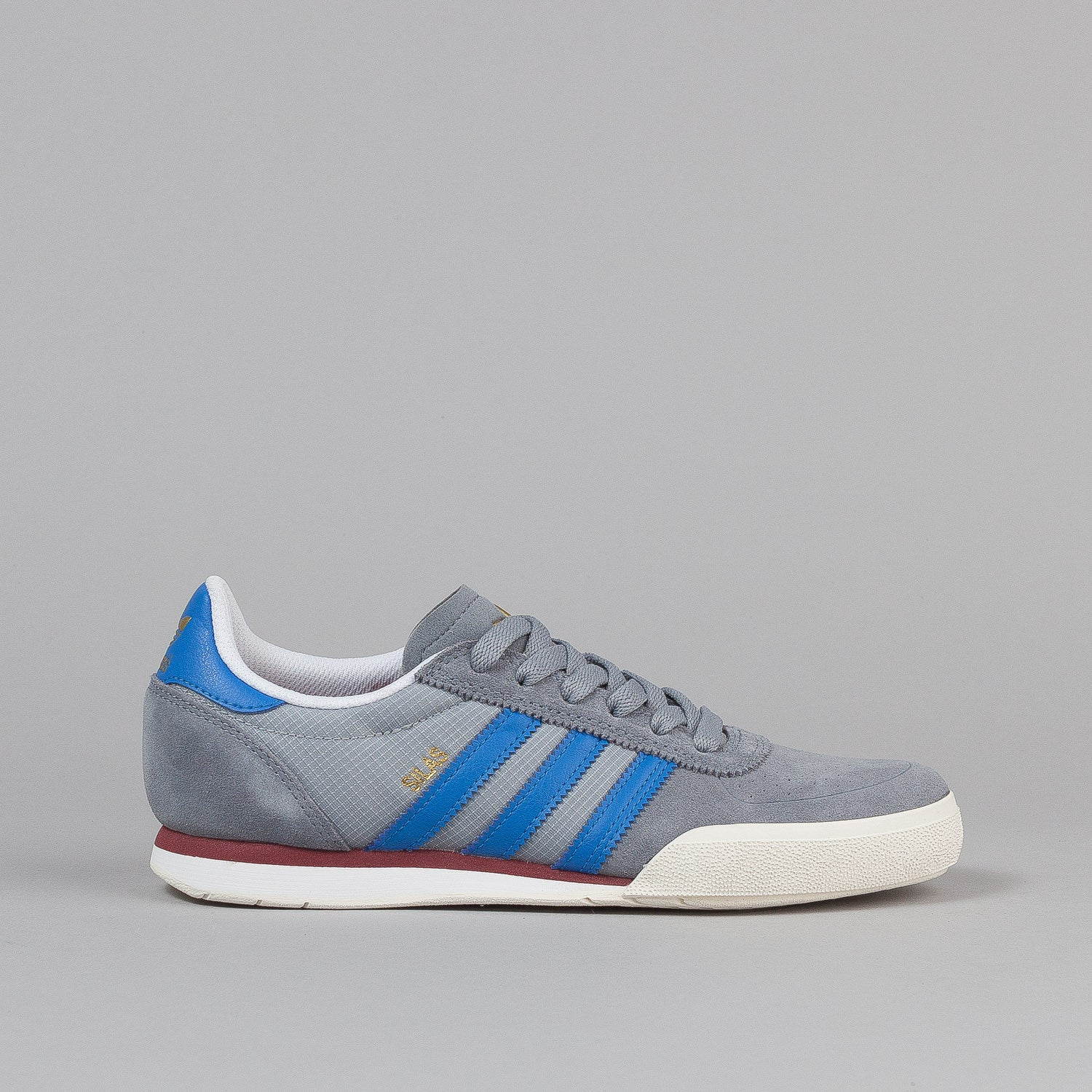 Adidas Silas SLR Tech Grey / Bluebird / St Nomad Red