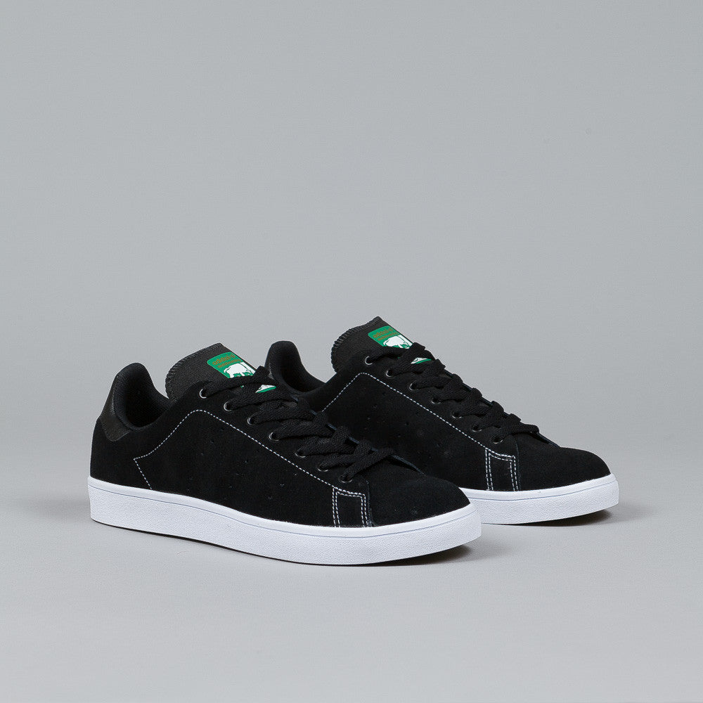 Adidas Stan Smith Vulc Black / Running White / Fairway