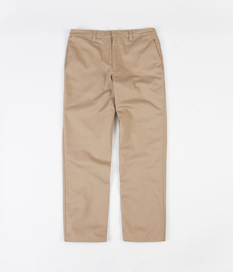 Adidas Striped Chino Trousers - Hemp