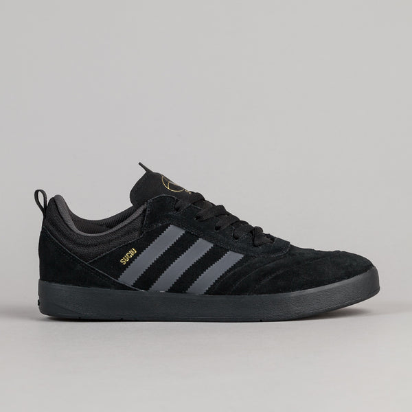 Adidas Suciu ADV Shoes - Core Black / Solid Grey / Core Black