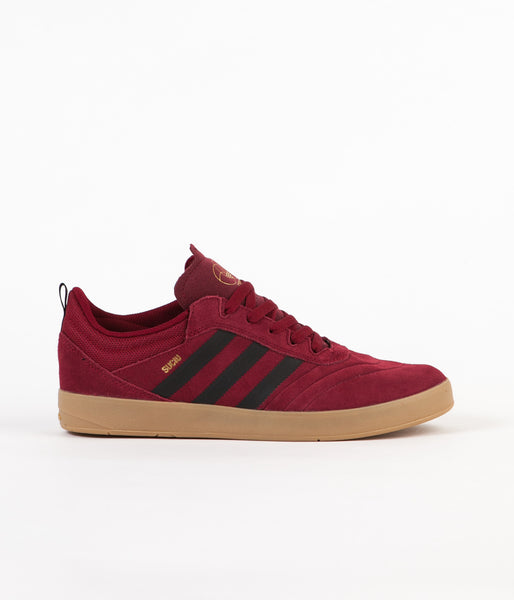 Adidas Suciu ADV Shoes - Collegiate Burgundy / Core Black / Gum4