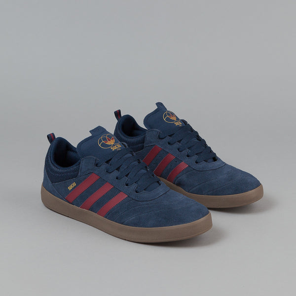 info for 3e3bb 5b2d7 adidas suciu adv navy blue pants Adidas Originals Gazelle-Men Sneakers ...