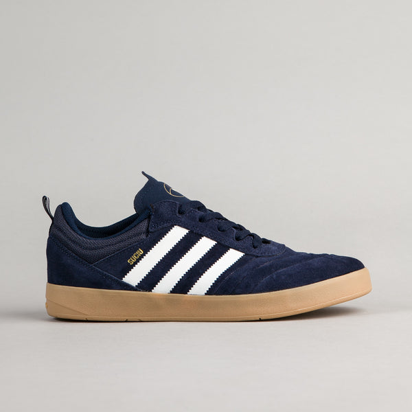 Adidas Suciu ADV Shoes - Collegiate Navy / White / Gum