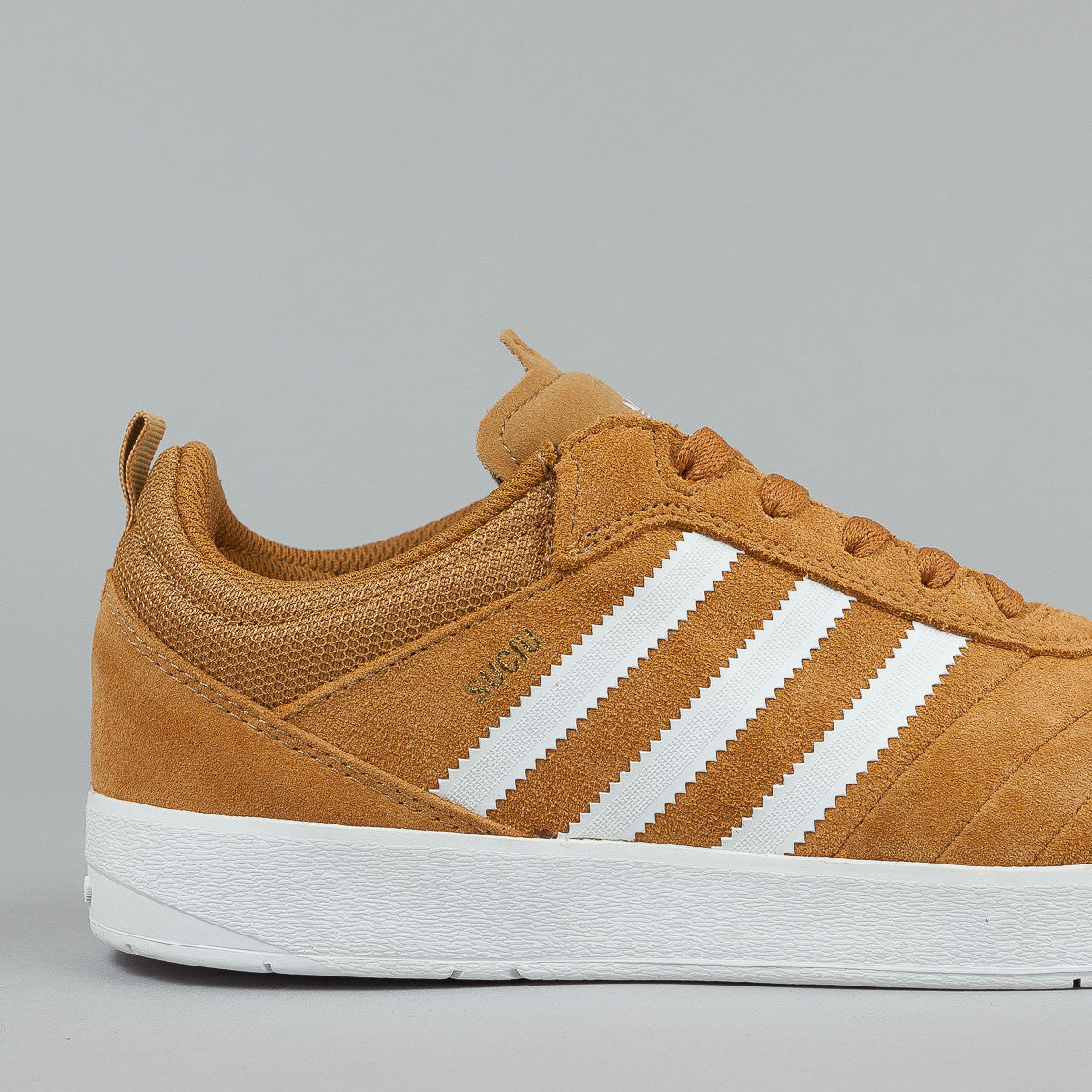 Adidas Suciu ADV Shoes - Mesa / FTWR White / Gold Metallic