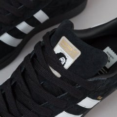 Adidas Superstar RT Drake Jones Shoes - Black / White / Black