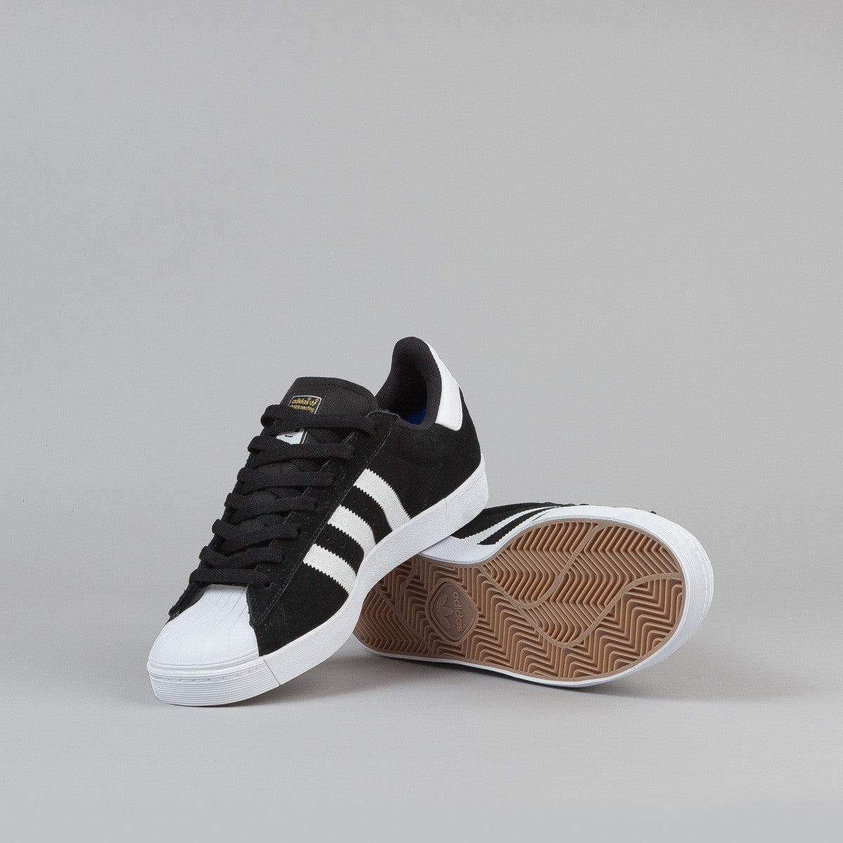 Men Black Skateboarding Superstar ADV Cheap Adidas Switzerland