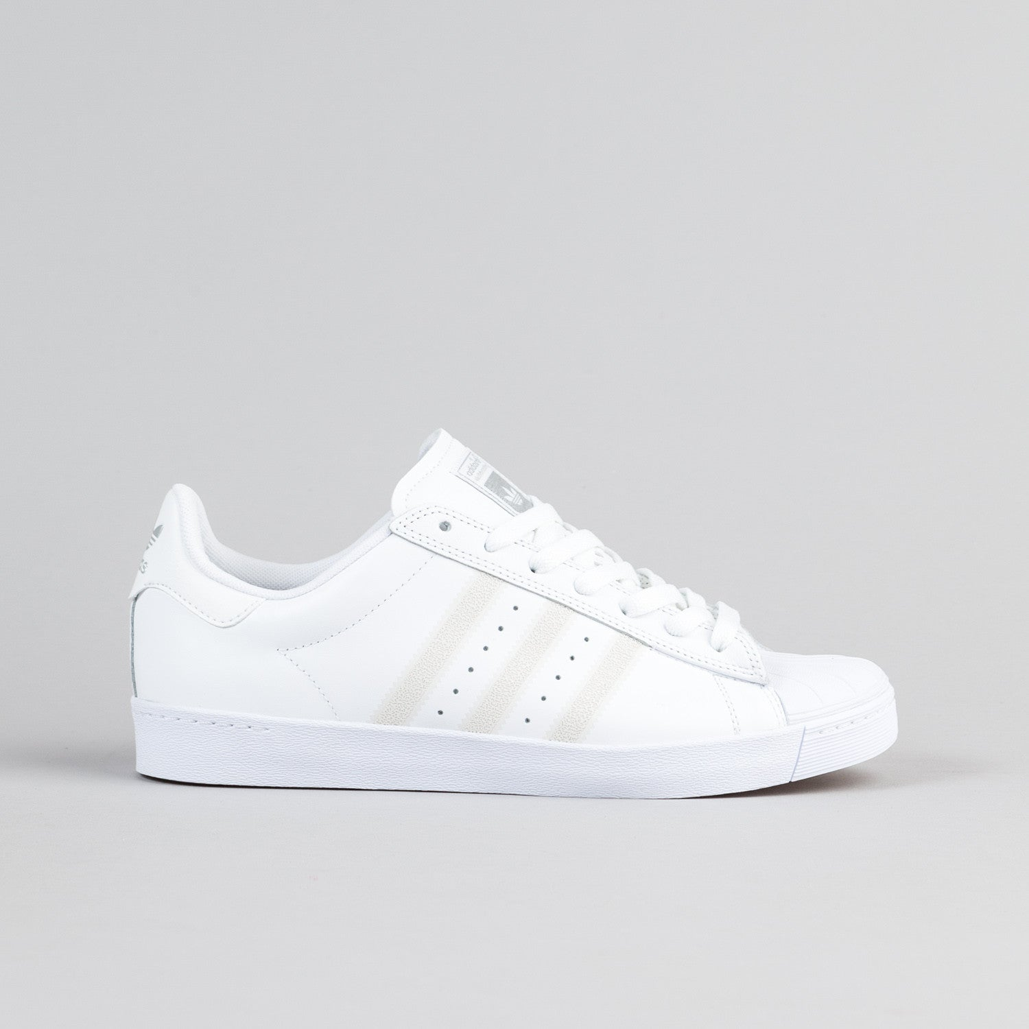 Cheap Adidas Superstar Original Fashion Sneaker, White/Navy Neiman