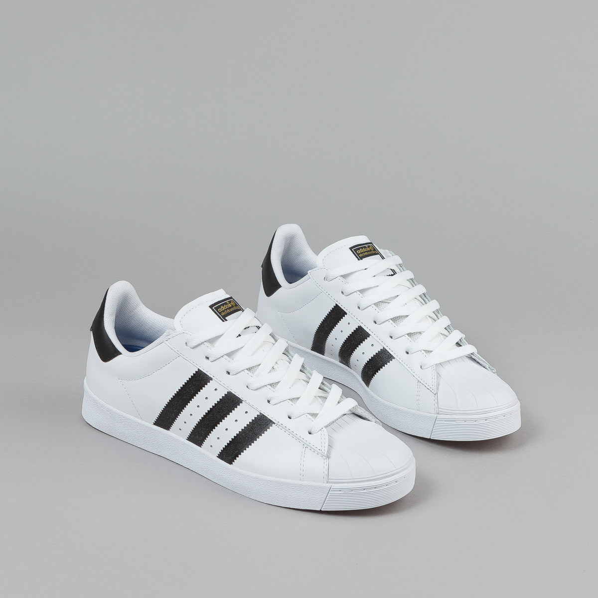 Adidas Superstar Black N White