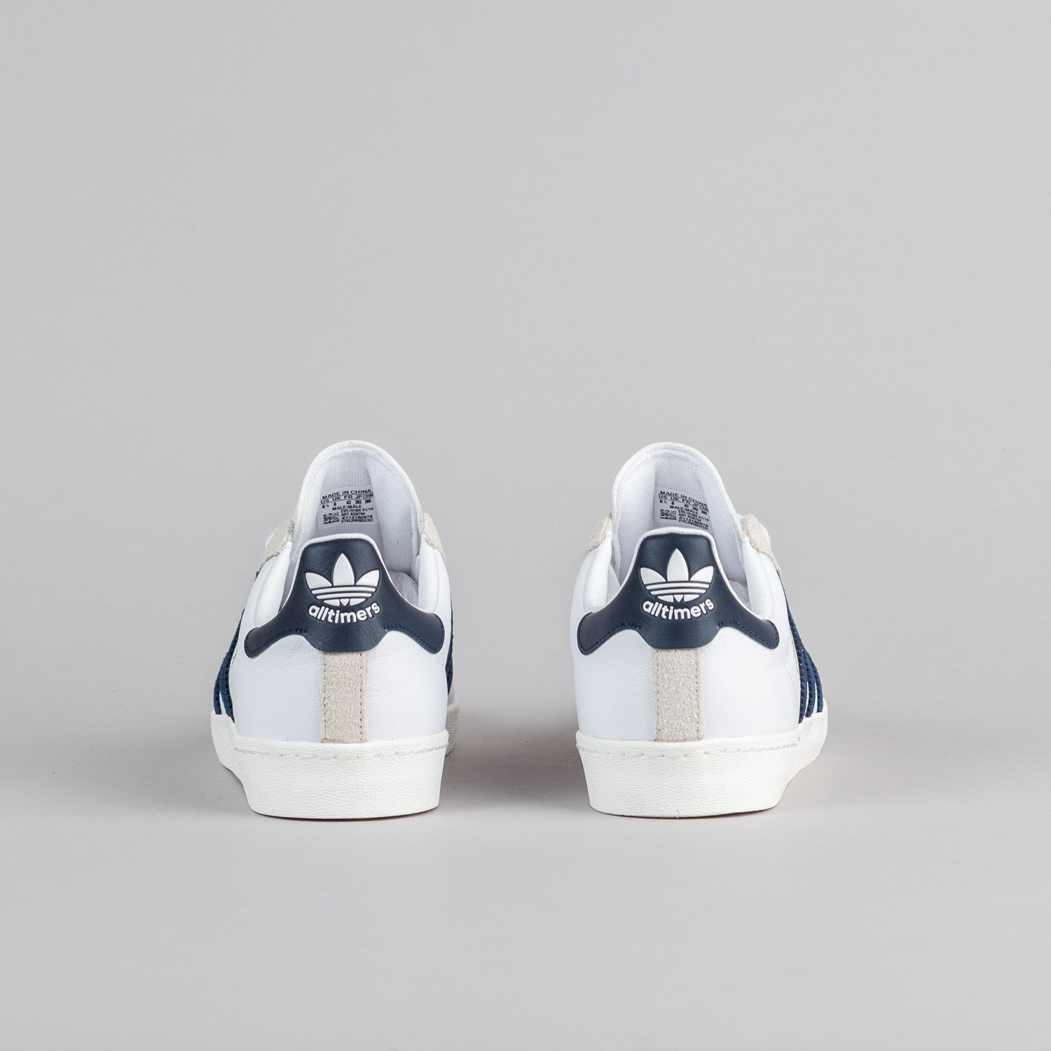 adidas Originals Kids' Superstar Skate Shoe Sneakers