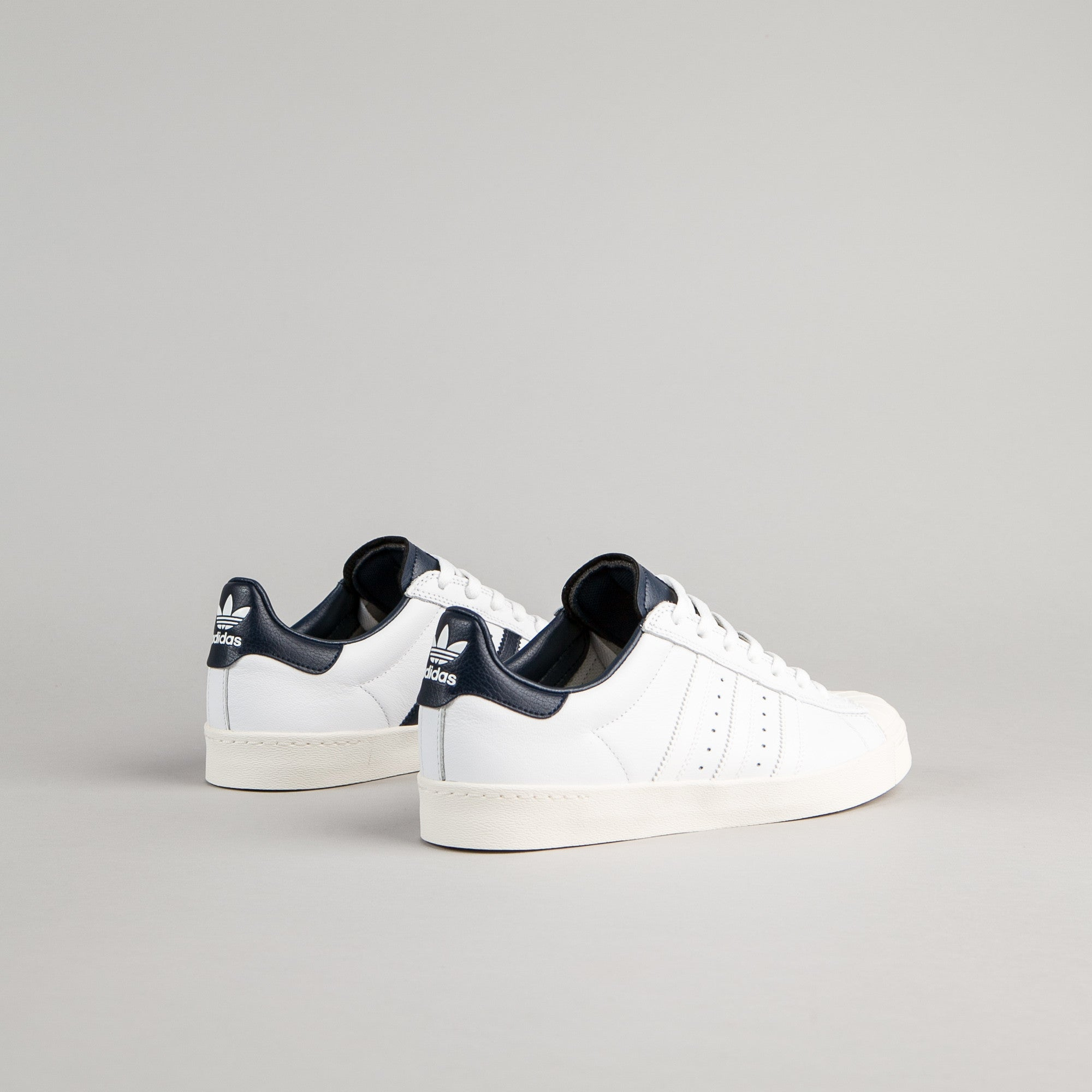 Cheap Adidas Superstar 80s Clean Shoes Black Cheap Adidas US