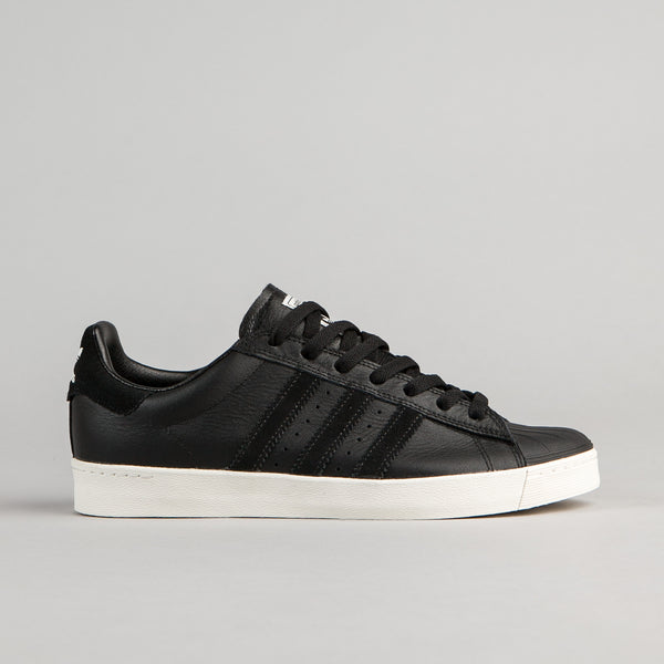 Adidas Superstar Vulc ADV Shoes - Core Black / Core Black / Chalk White