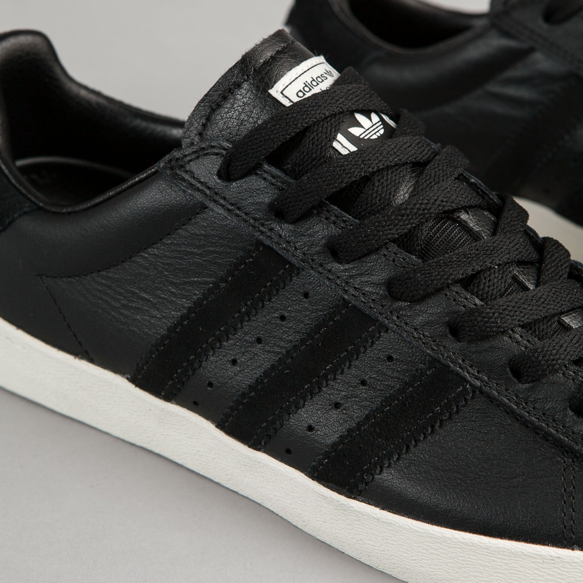Cheap Adidas superstar adv black Classic