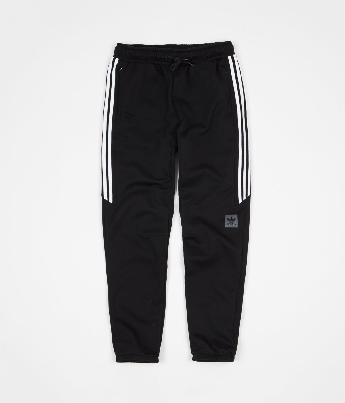 new arrival available new collection Adidas Tech Sweatpants - Black / White | Flatspot