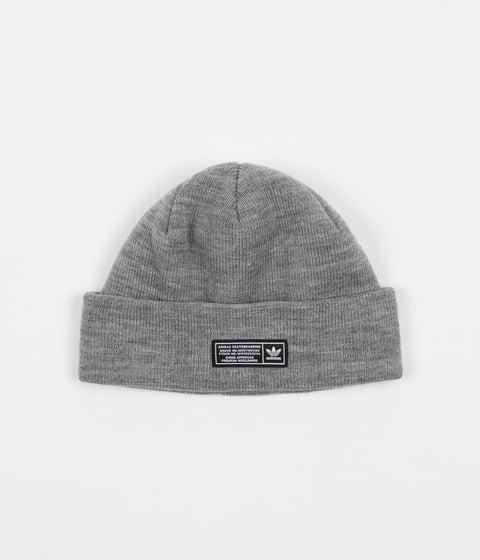 Adidas The Joe Beanie - Medium Grey Heather