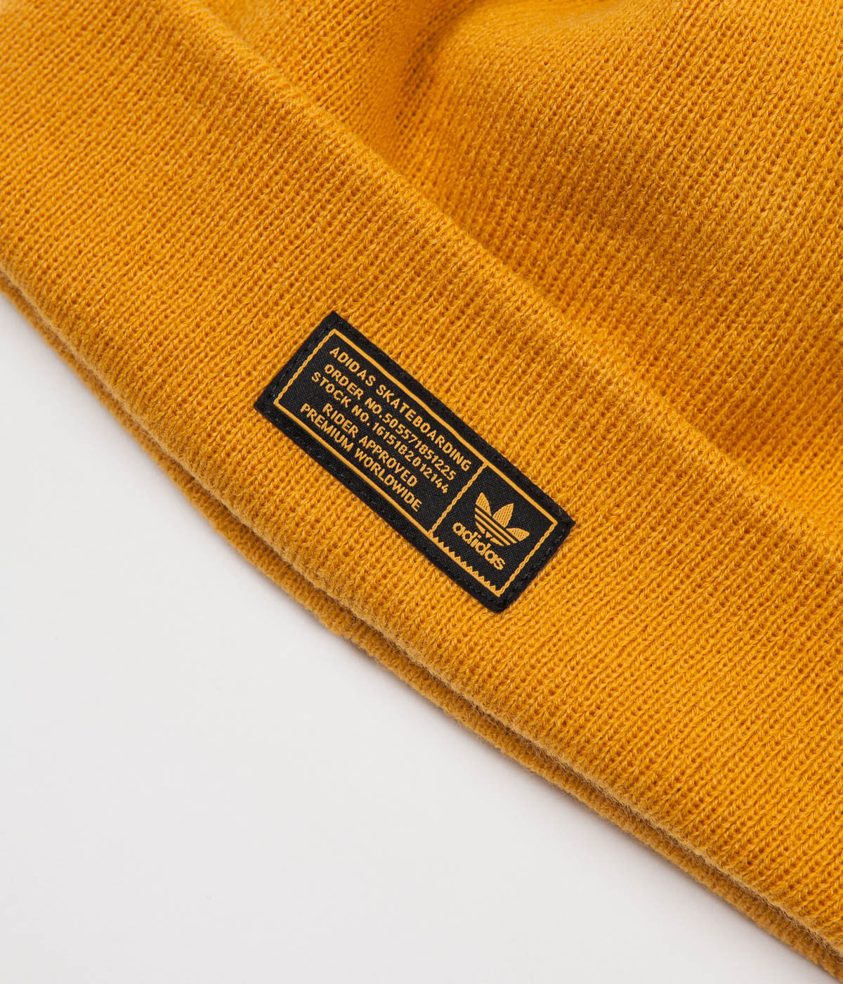 Adidas The Joe Beanie - Tactile Yellow ... de874d59b08