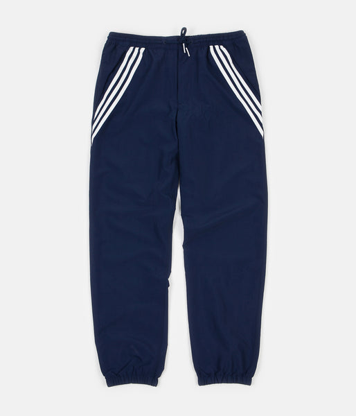 e17094cb1c Adidas Workshop Sweatpants - Night Indigo   White