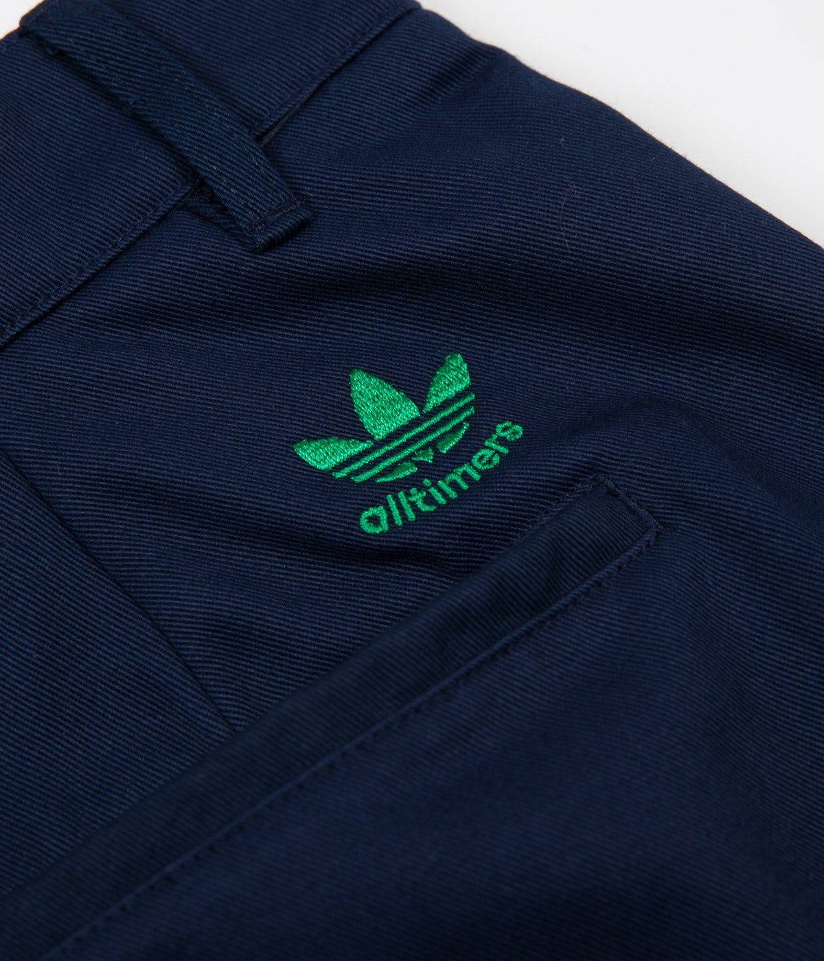 4abca190cbc4 ... Adidas x Alltimers Chino Trousers - Collegiate Navy ...