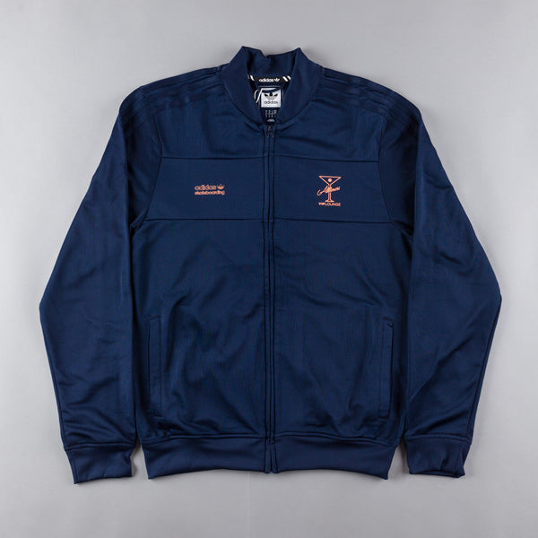 Adidas x Alltimers Zip Up Sweatshirt