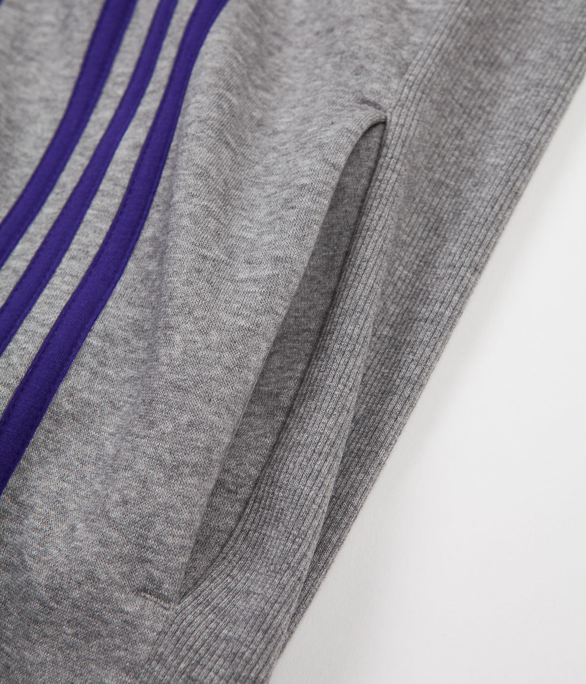 Adidas x Hardies Hoodie Core Heather Collegiate Purple