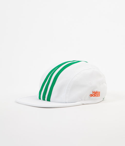 Adidas x Helas 4 Panel Cap - White