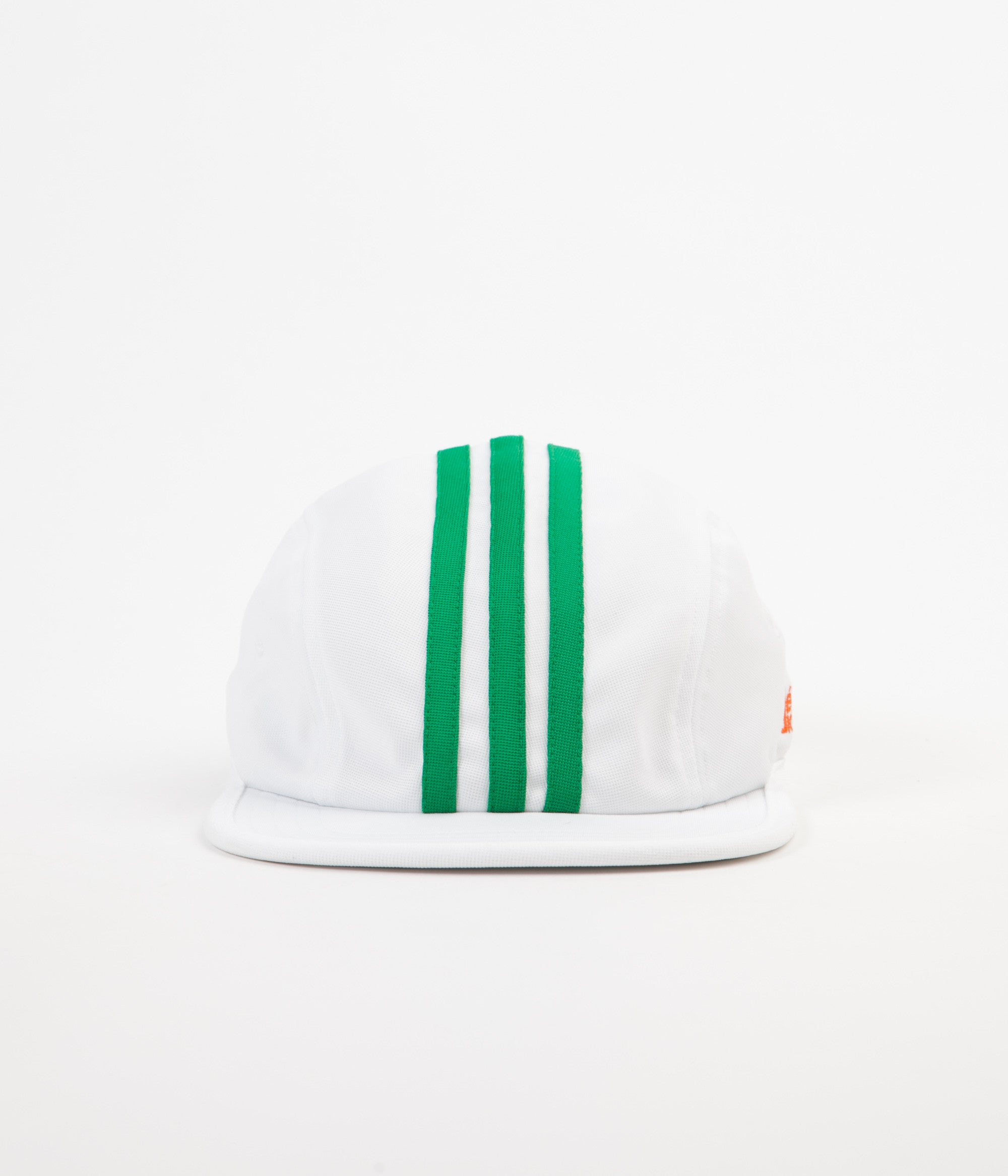 091c0d4904c Adidas x Helas 4 Panel Cap - White   Green