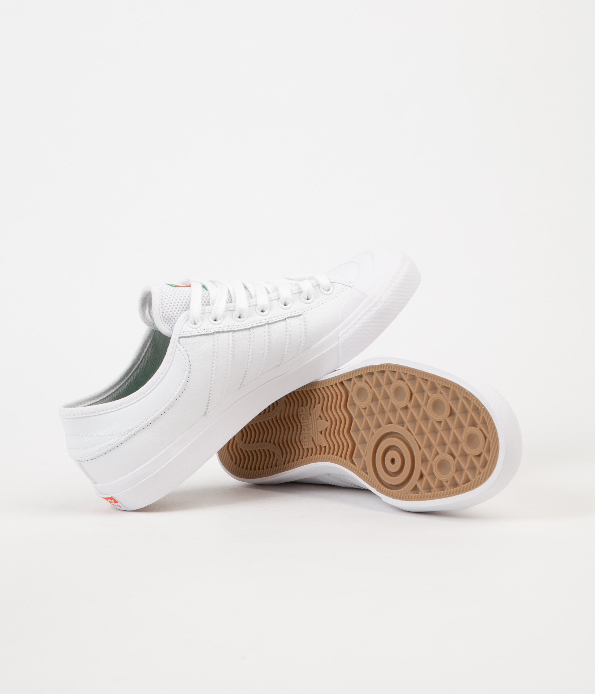 Adidas x Helas Matchcourt Shoes - White